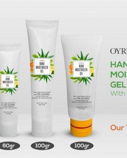oyrus hand sanitizer