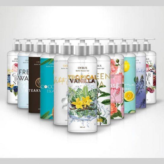 Oyrus Bath Shower Gell