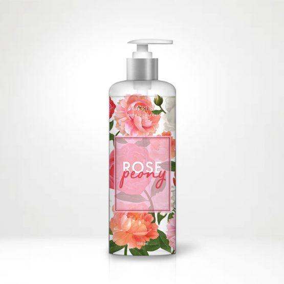 Oyrus Bath Shower Gell Rose Peony