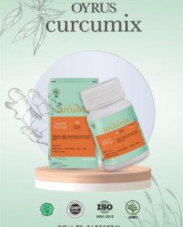 Oyrus Curcumix Obat Covid 19