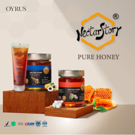 Oyrus Nectar Story Madu Reseller